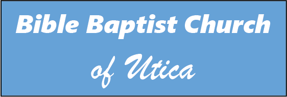 Bible Baptist Church of Utica